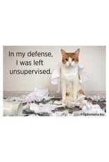 Magnet - In My Defense, I Was Left Unsupervised