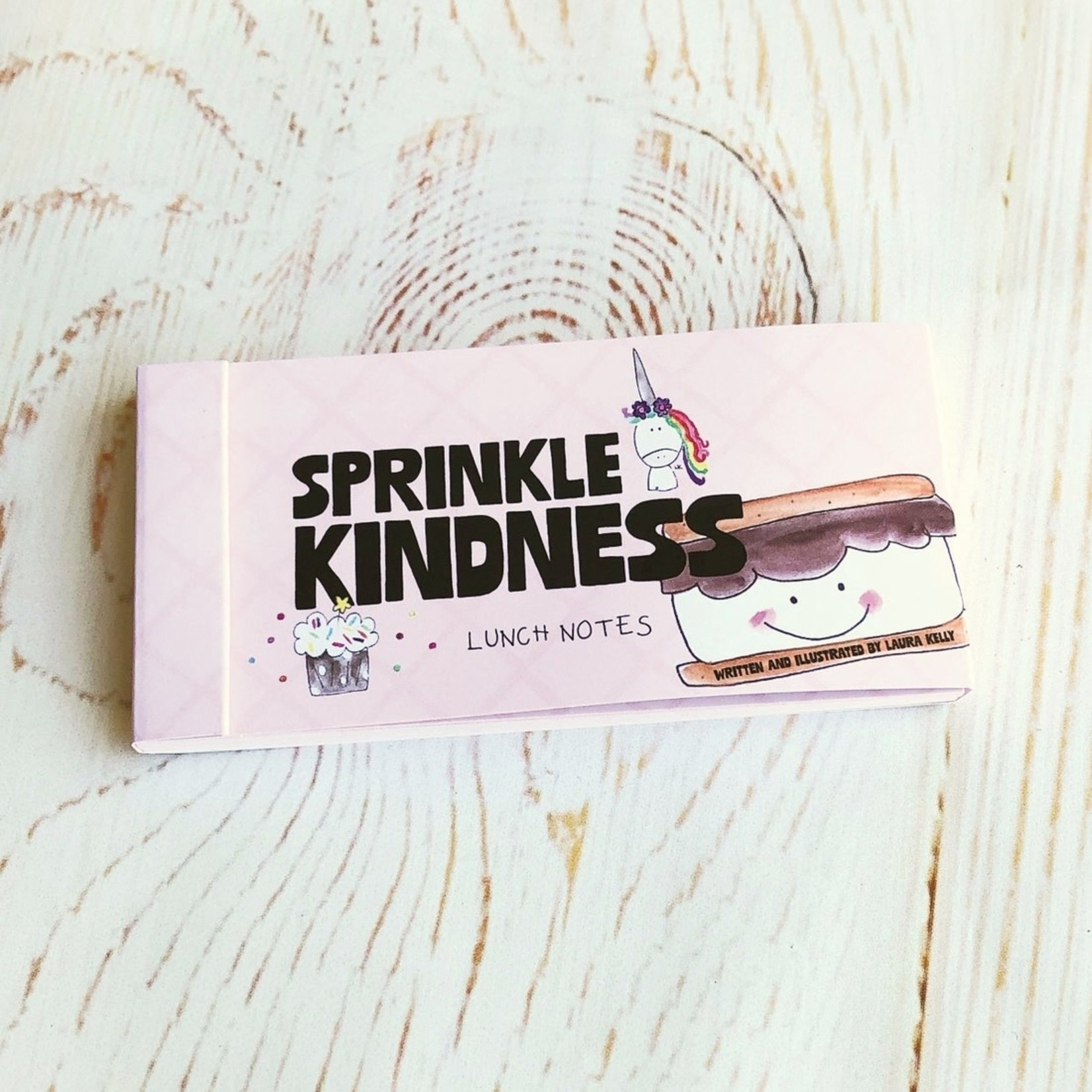 Lunch Notes - Kindness