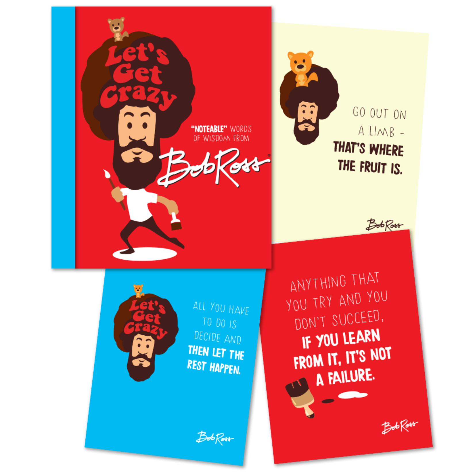 Book (Postcard/Card) - Bob Ross