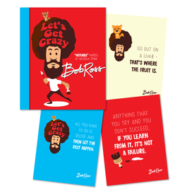 Book (Postcard/Card) - Bob Ross