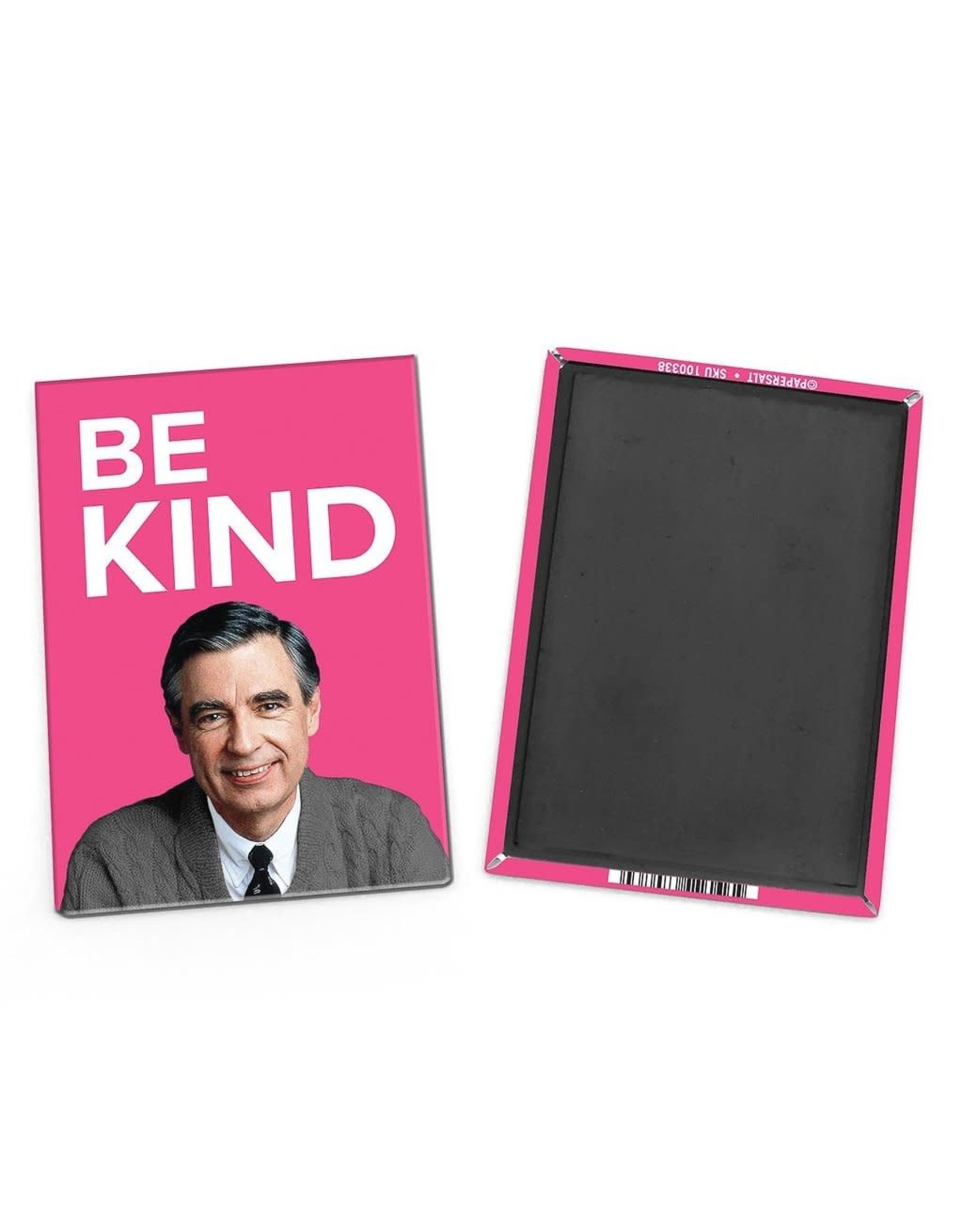 Magnet - Be Kind - Mister Rogers - Large Rectangle