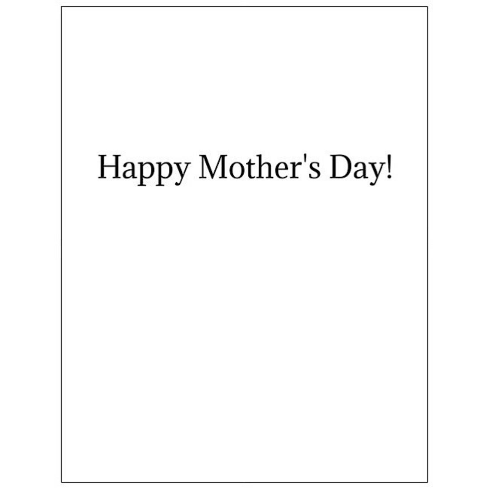 Bad Annie's Card #MD02 - Dear Mom, Please Accept This Card In Lieu Of Grandchildren