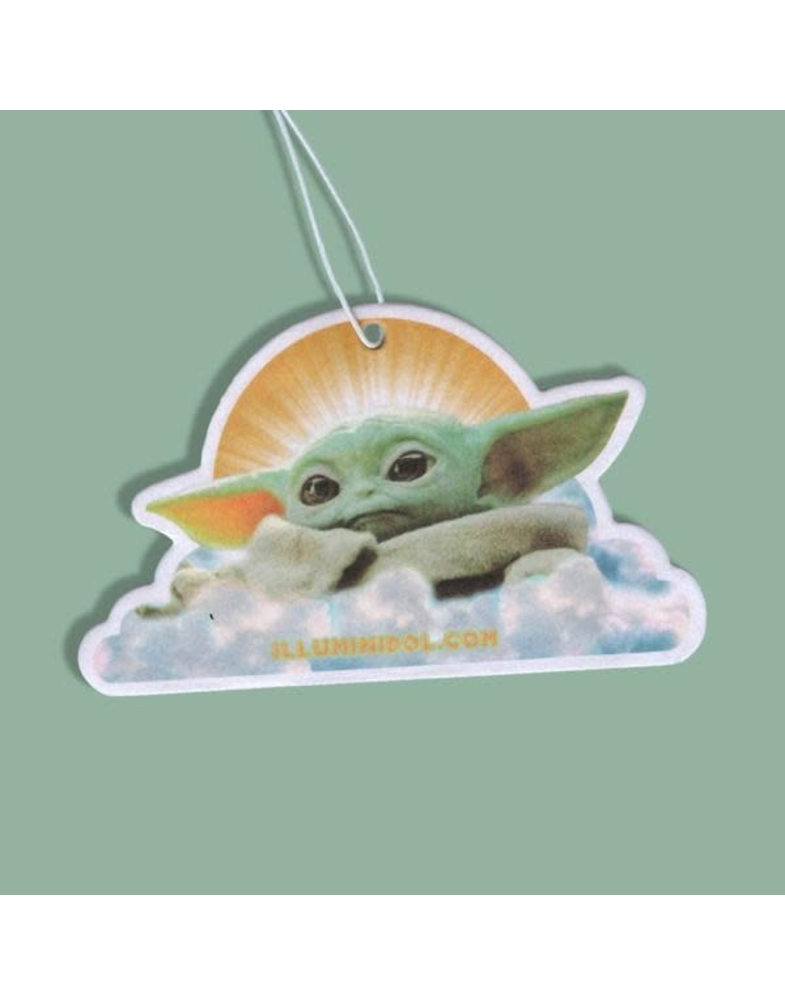 illuminidol Air Freshener - Baby Yoda