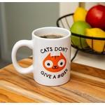 Mug - Cats Don't Give A #@$%