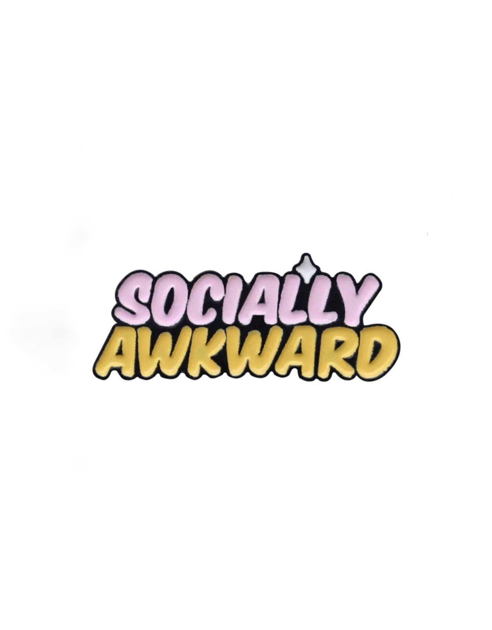 Shein Pin - Socially Awkward