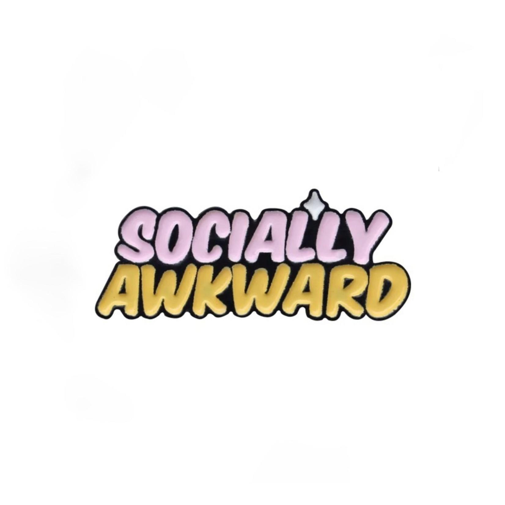 Pin - Socially Awkward