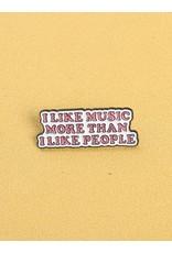 Shein Pin - I Like Music More Than People