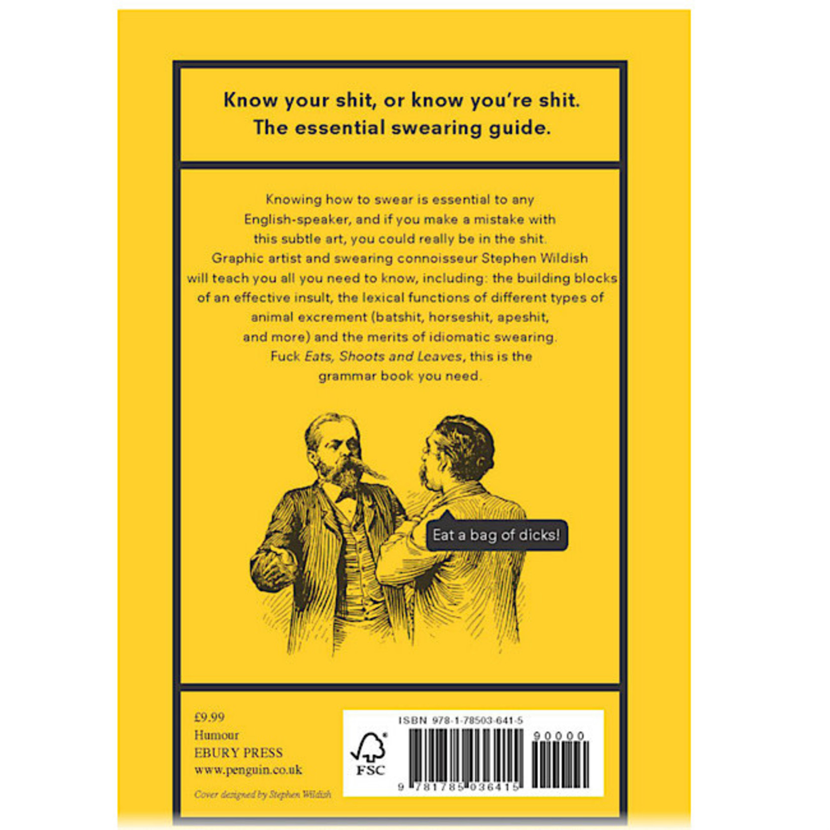 Book - How To Swear