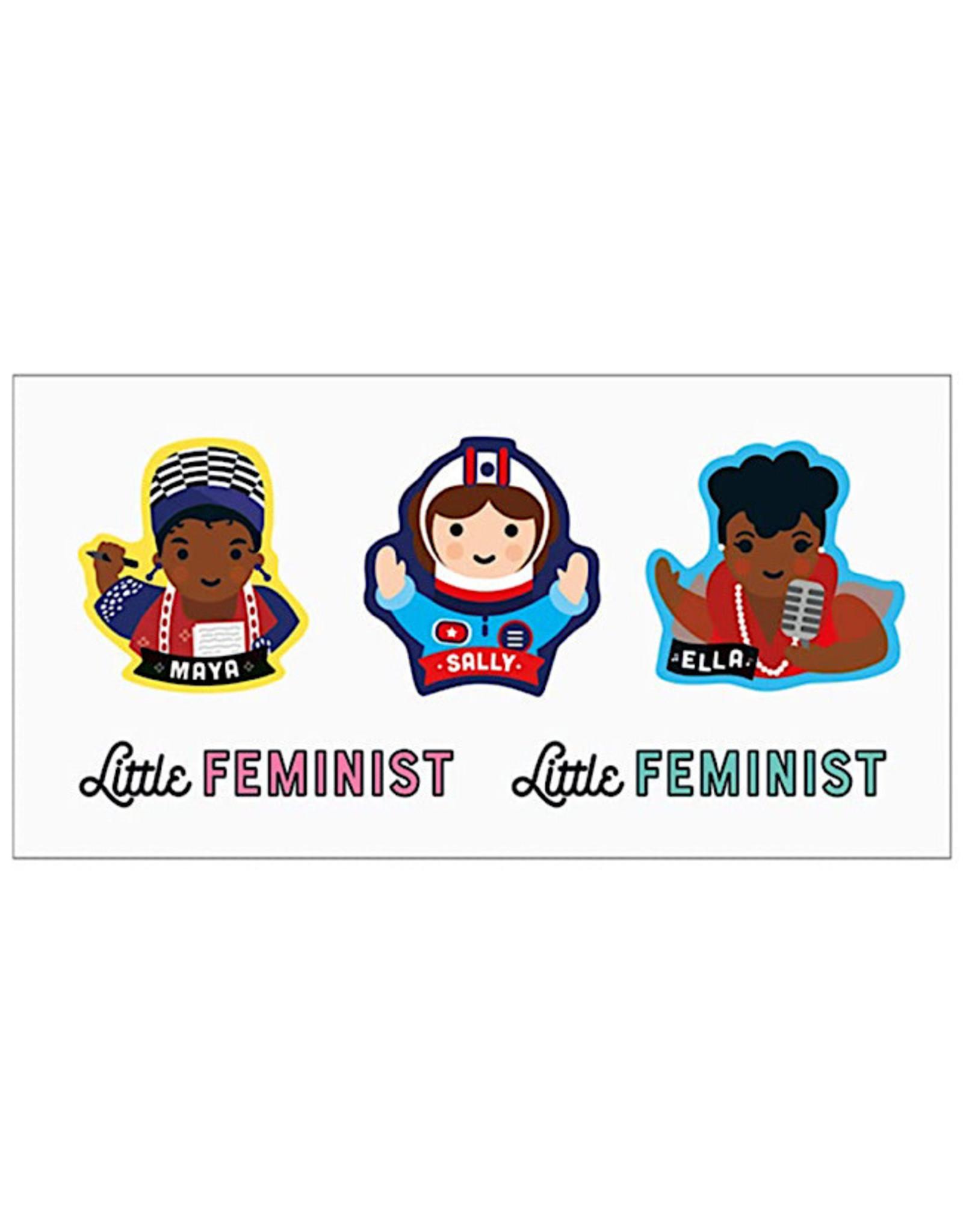 Temporary Tattoos - Little Feminist