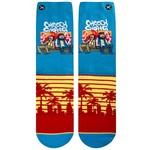 Socks (Unisex) - Cheech & Chong Sunset