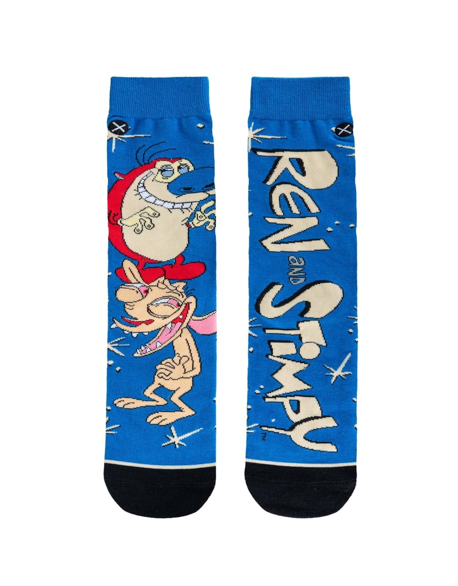 Socks (Unisex) - Ren & Stimpy