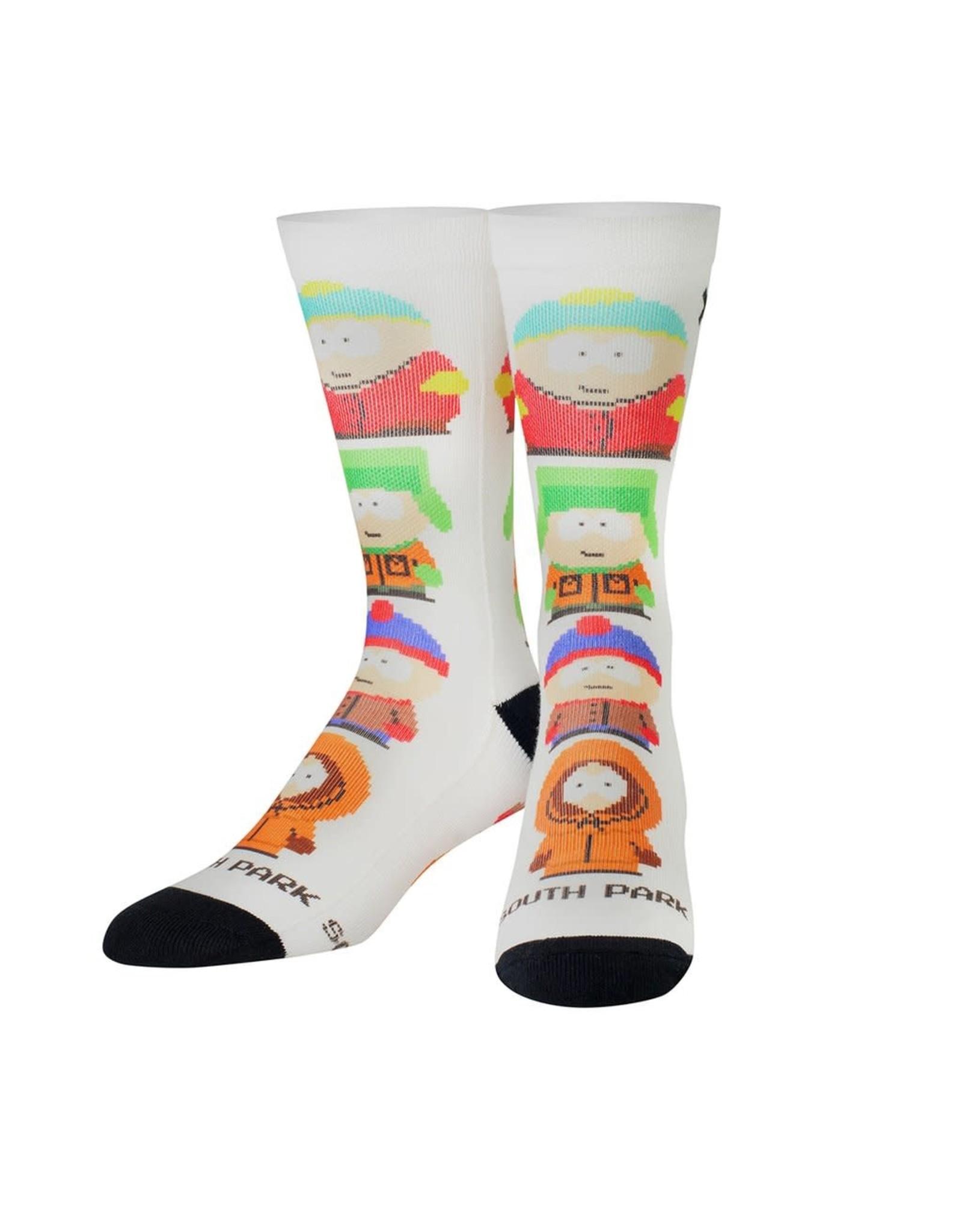 Socks (Unisex) - South Park Pixel Socks