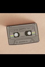 Pin - Grey Sad Songs Cassette Tape