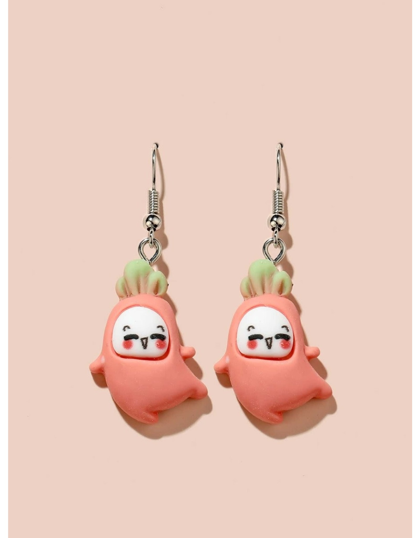 Earrings - Little Vegetable People