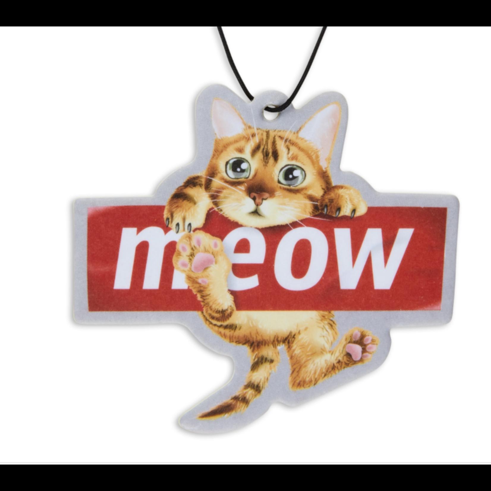 Air Freshener - Meow Cat (Black Diamond)