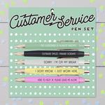 Pen Set - Customer Service