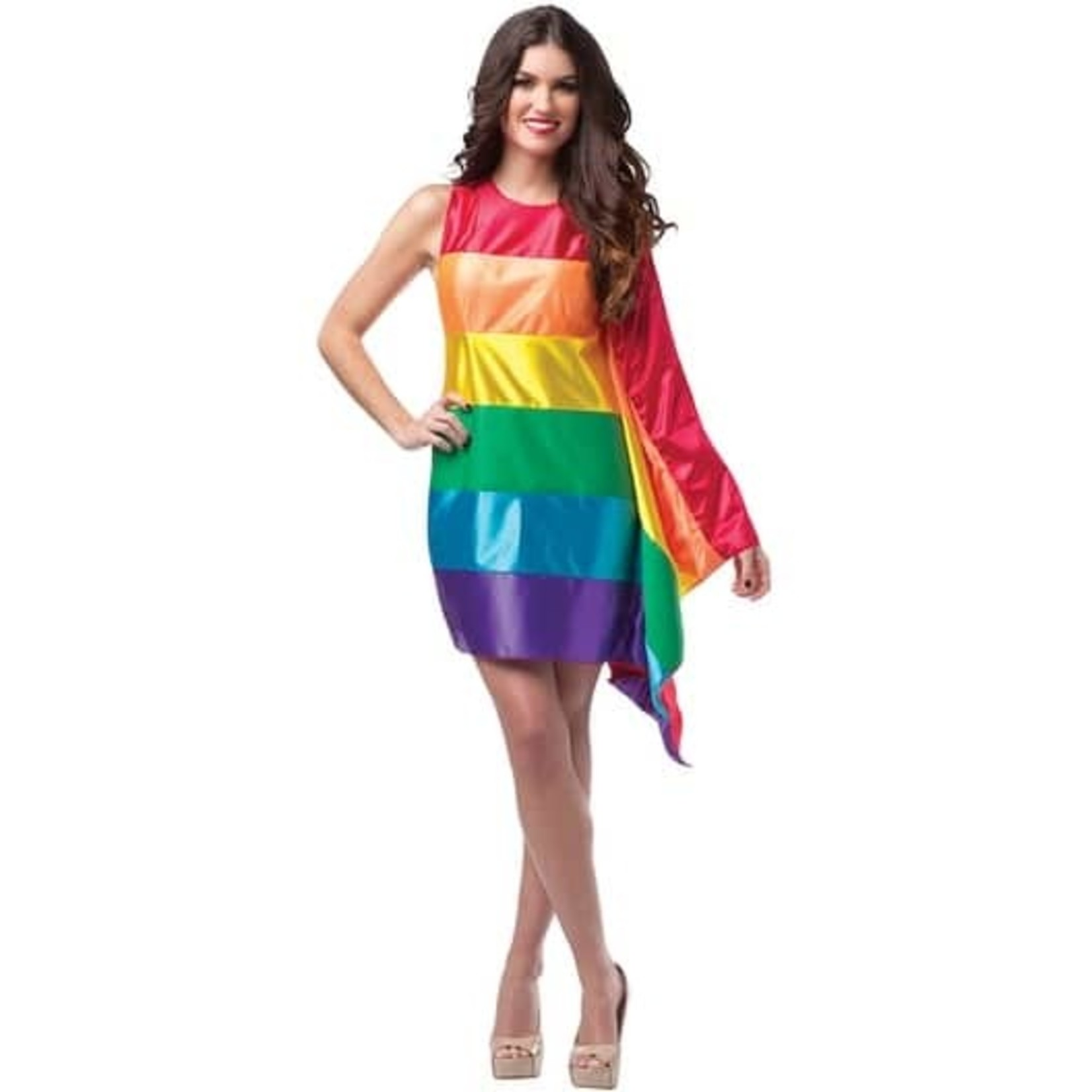 Rainbow Flag Costume