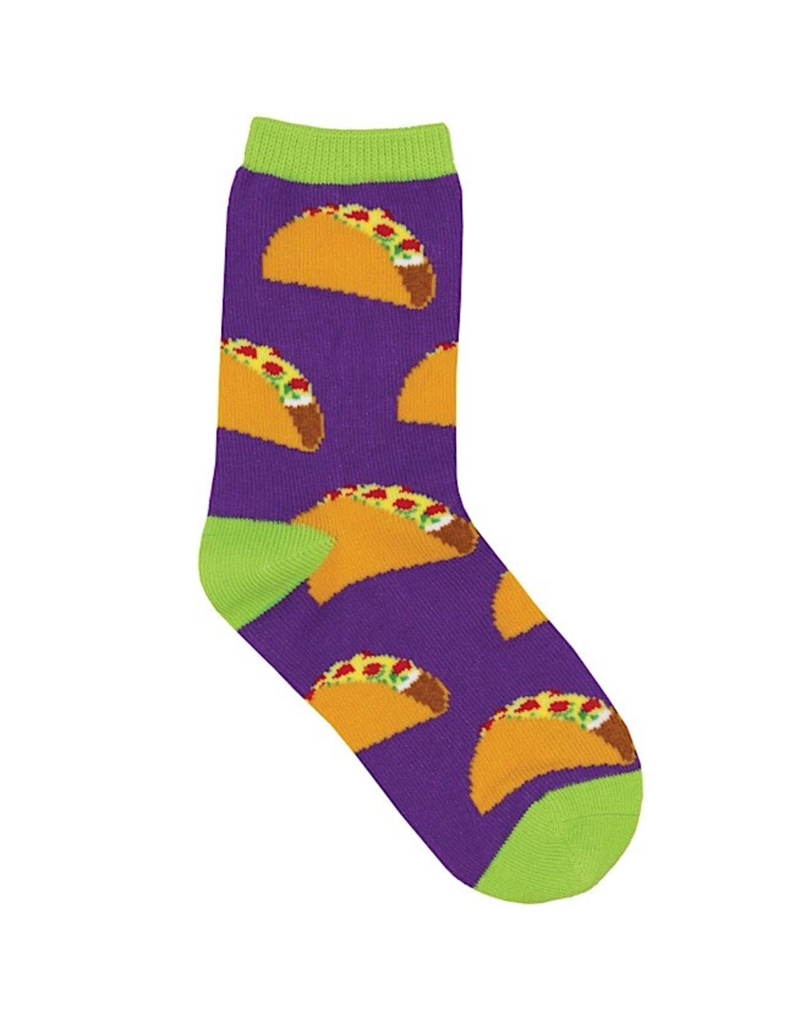 Kids Socks - Tacos