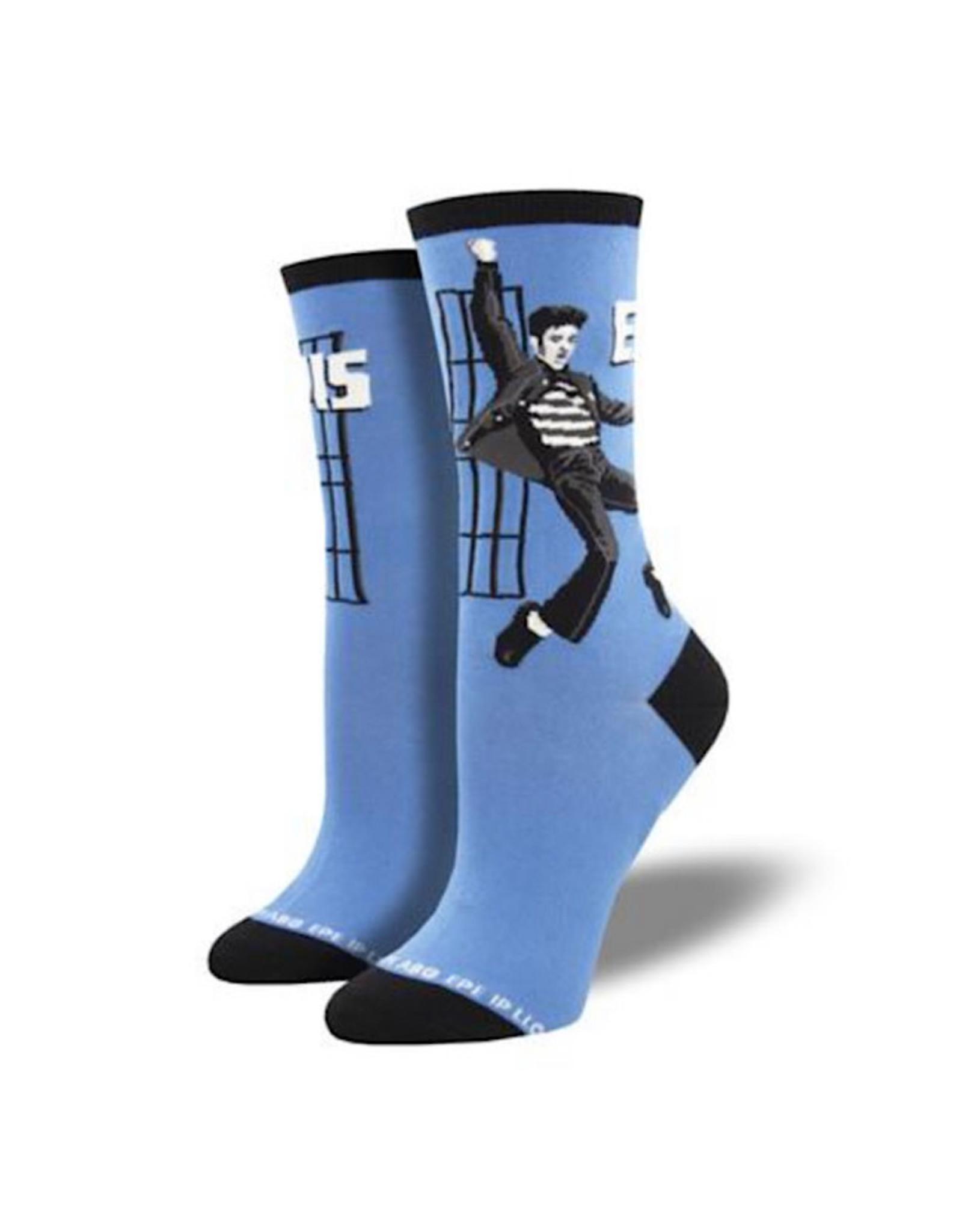 Socks (Womens) - Jailhouse Rock (Elvis)