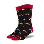 Socks (Mens) - Rainbow (Bamboo)