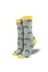 Socks (Womens) - Rainbow (Bamboo)