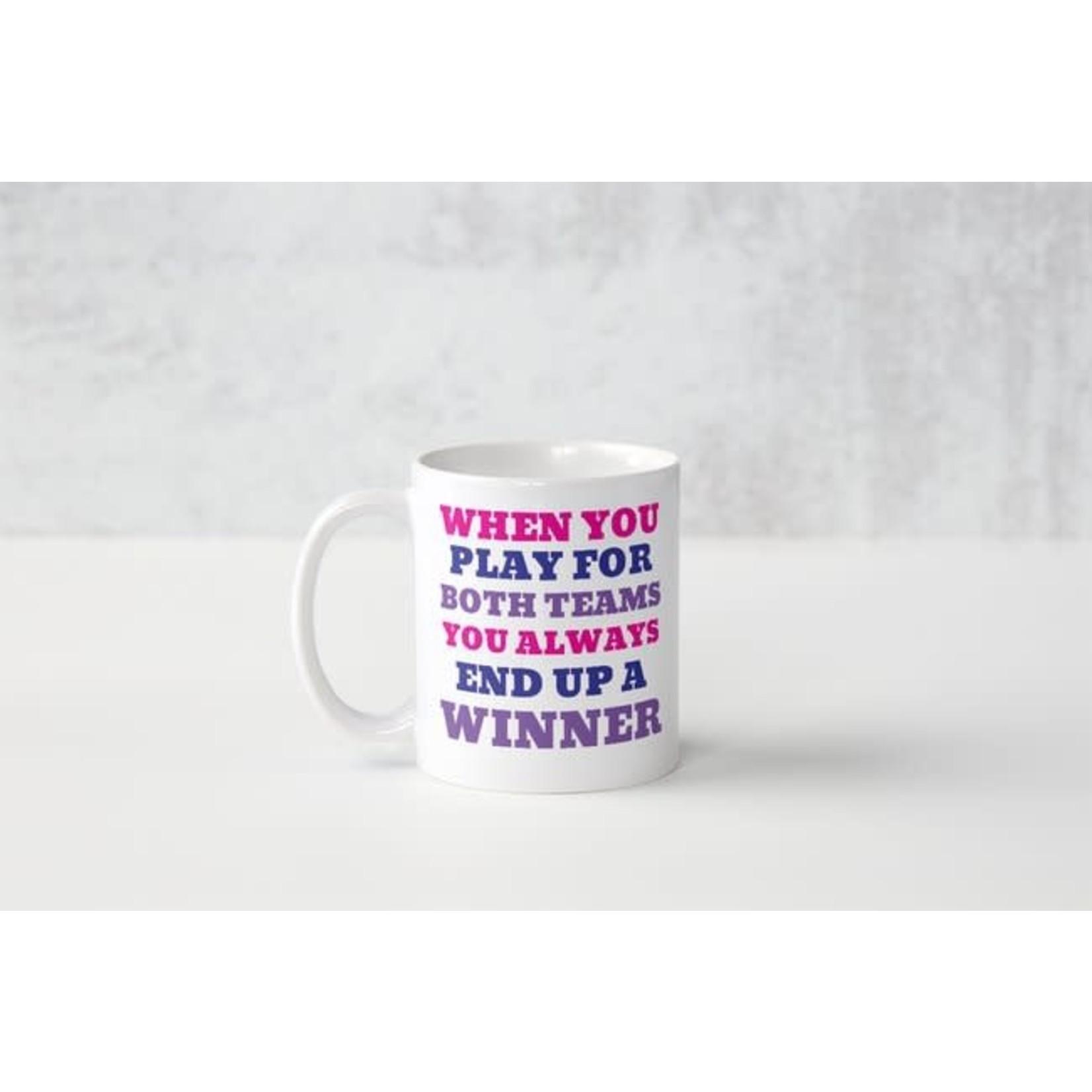 Bad Annie's Mug - Team Bisexual