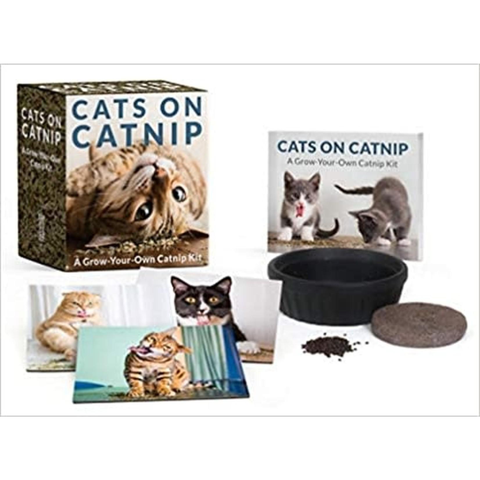 Catnip Kit - Cats on Catnip Tiny Gift Set