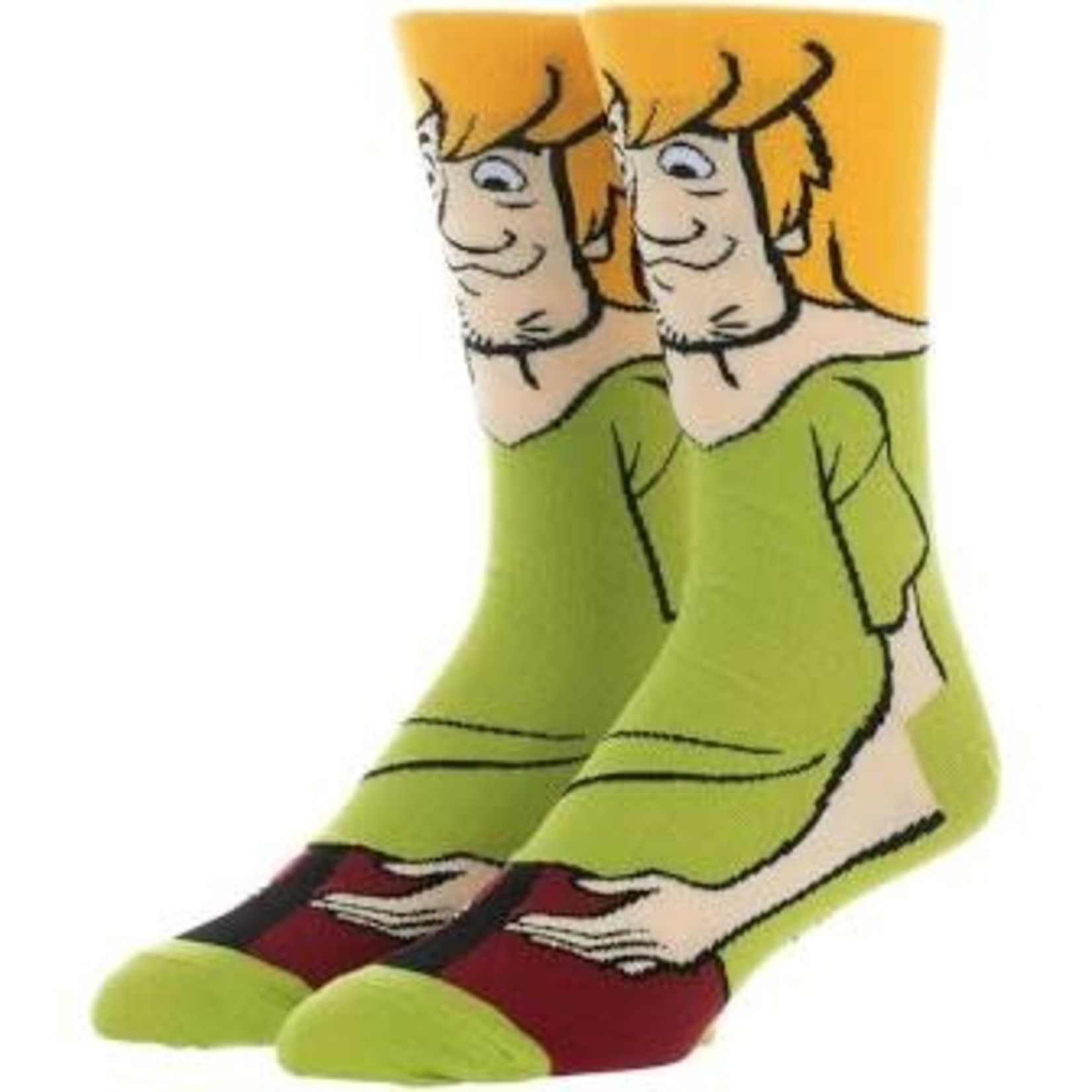 Socks (Mens) Shaggy From Scooby Doo