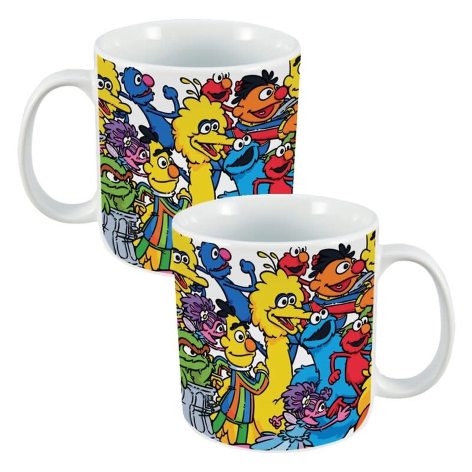 Mug - Sesame Street Friends
