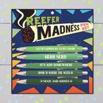 Pen Set - Reefer Madness