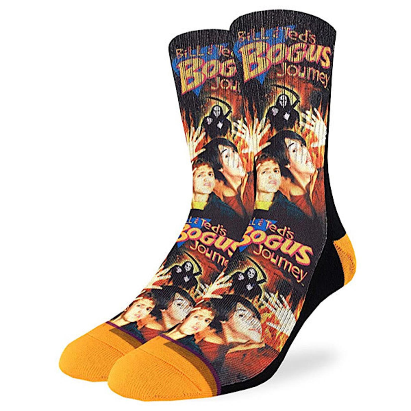 Socks (Mens) - Bill & Ted's Bogus Journey