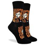 Socks (Womens) - Shut The Fuck Up