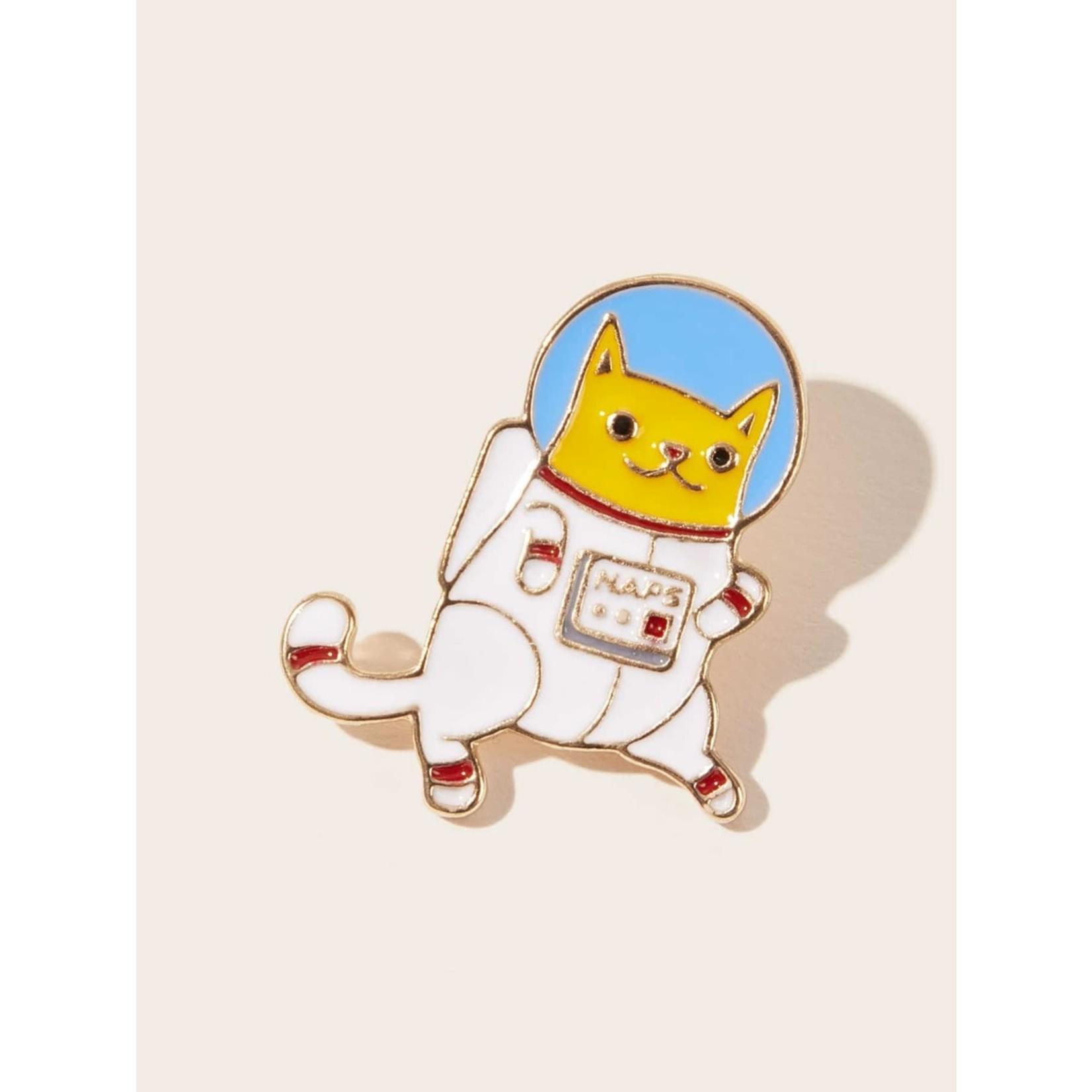 Pin - Catstronaut