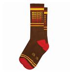 Socks (Unisex) - Whiskey