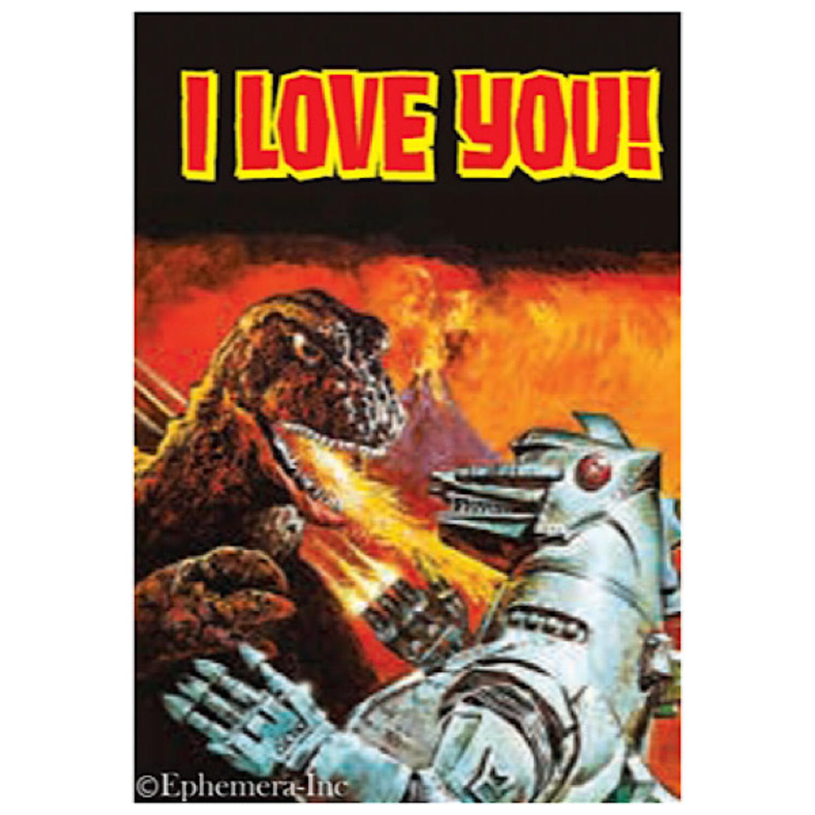 Magnet - I Love You (Godzilla)