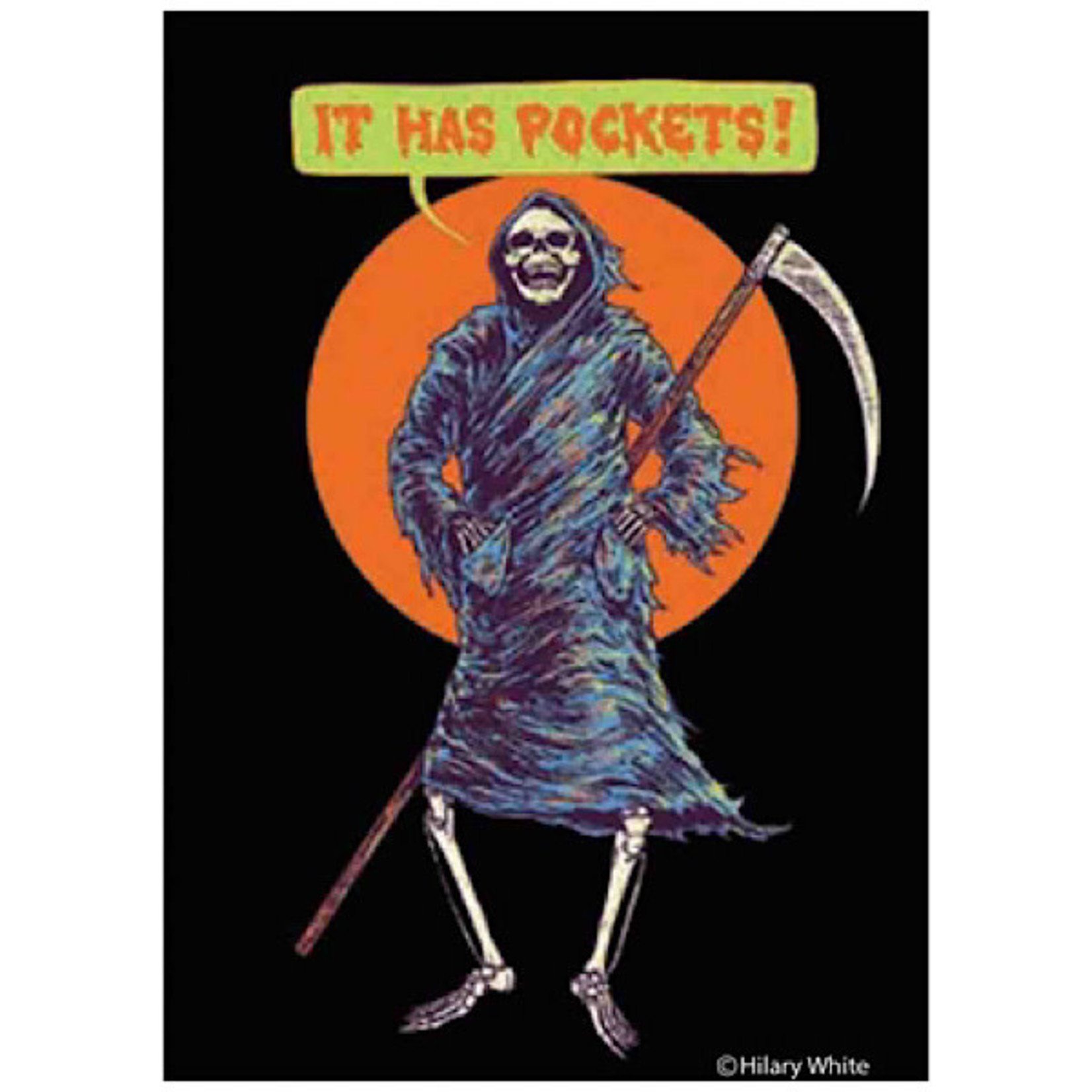 Magnet - It Has Pockets