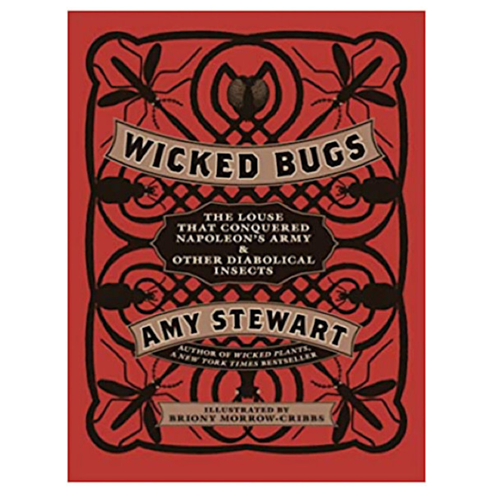 Book - Wicked Bugs