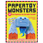 Book - Papertoy Monsters