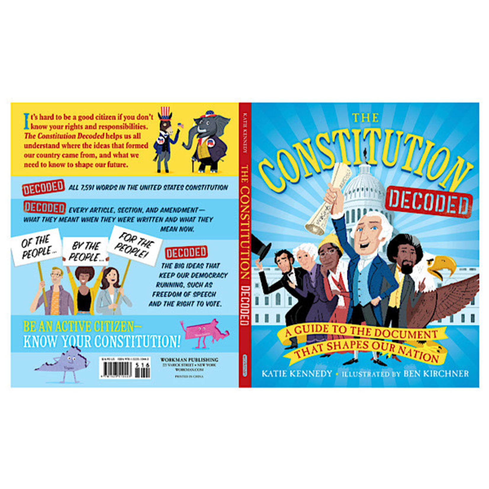 Book - The Constitution Decoded