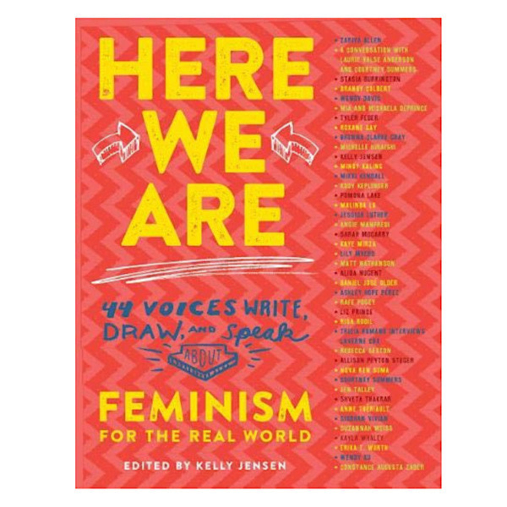 Book - Here We Are, Feminism For The Real World
