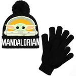 Beanie And Gloves Set - Mandalorian (Star Wars)