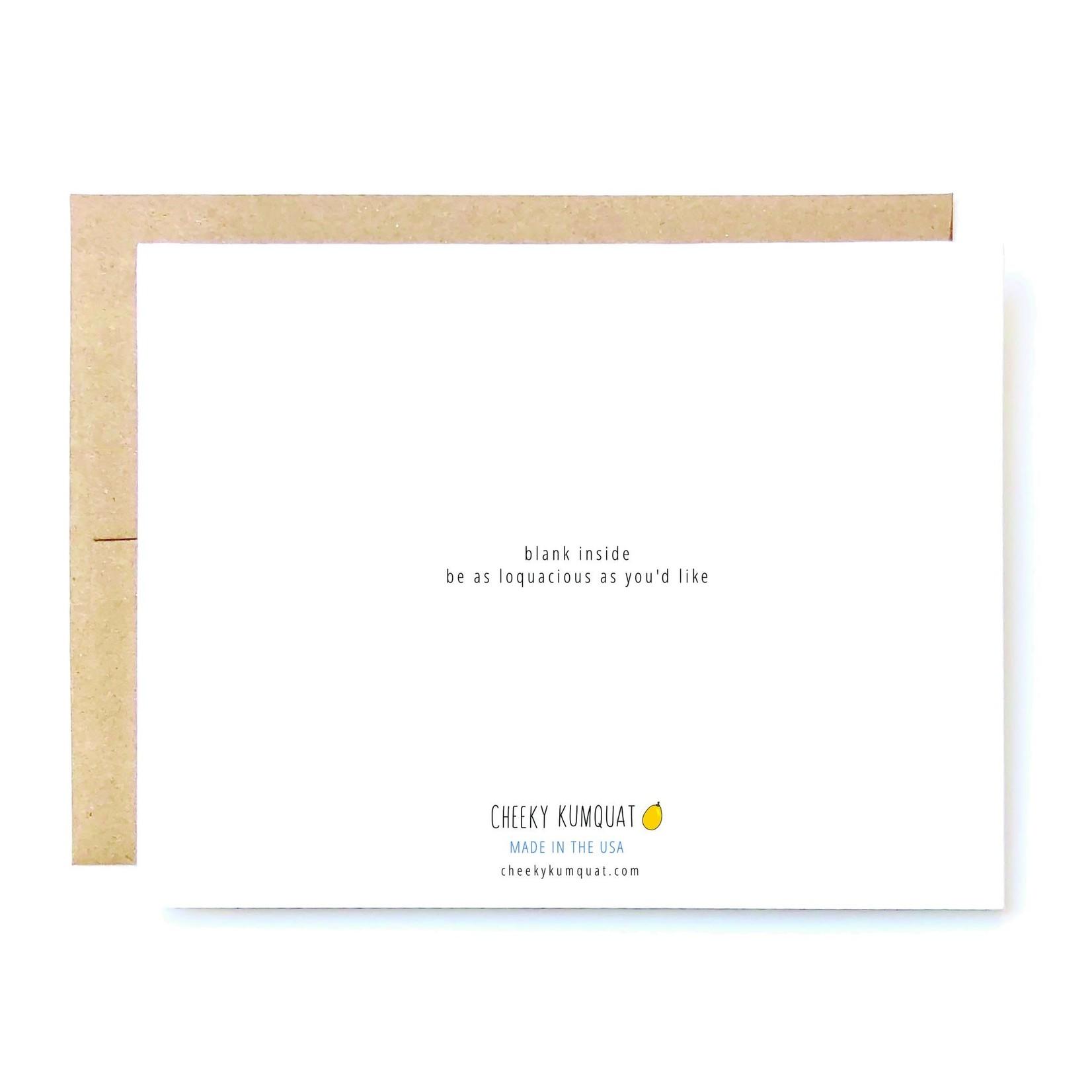 Card - You Make Me Pretty Damn Happy