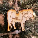 Ornament - Lil Sebastian (Parks And Rec)