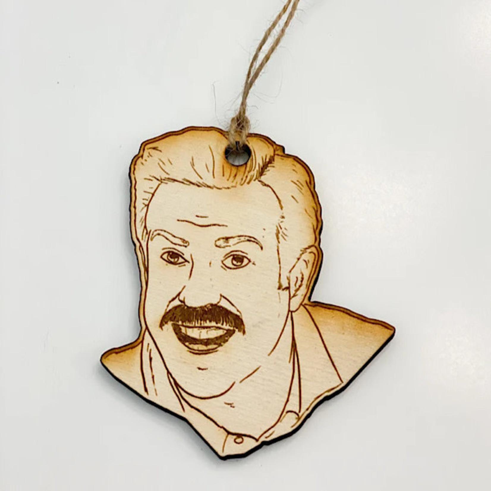 Ornament - Ted Lasso