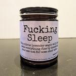 Bad Annie's Candle - Fucking Sleep