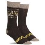 Socks (Mens) - Selective Hearing
