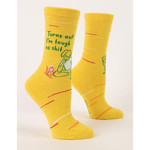 Socks (Womens) - Though As Shit