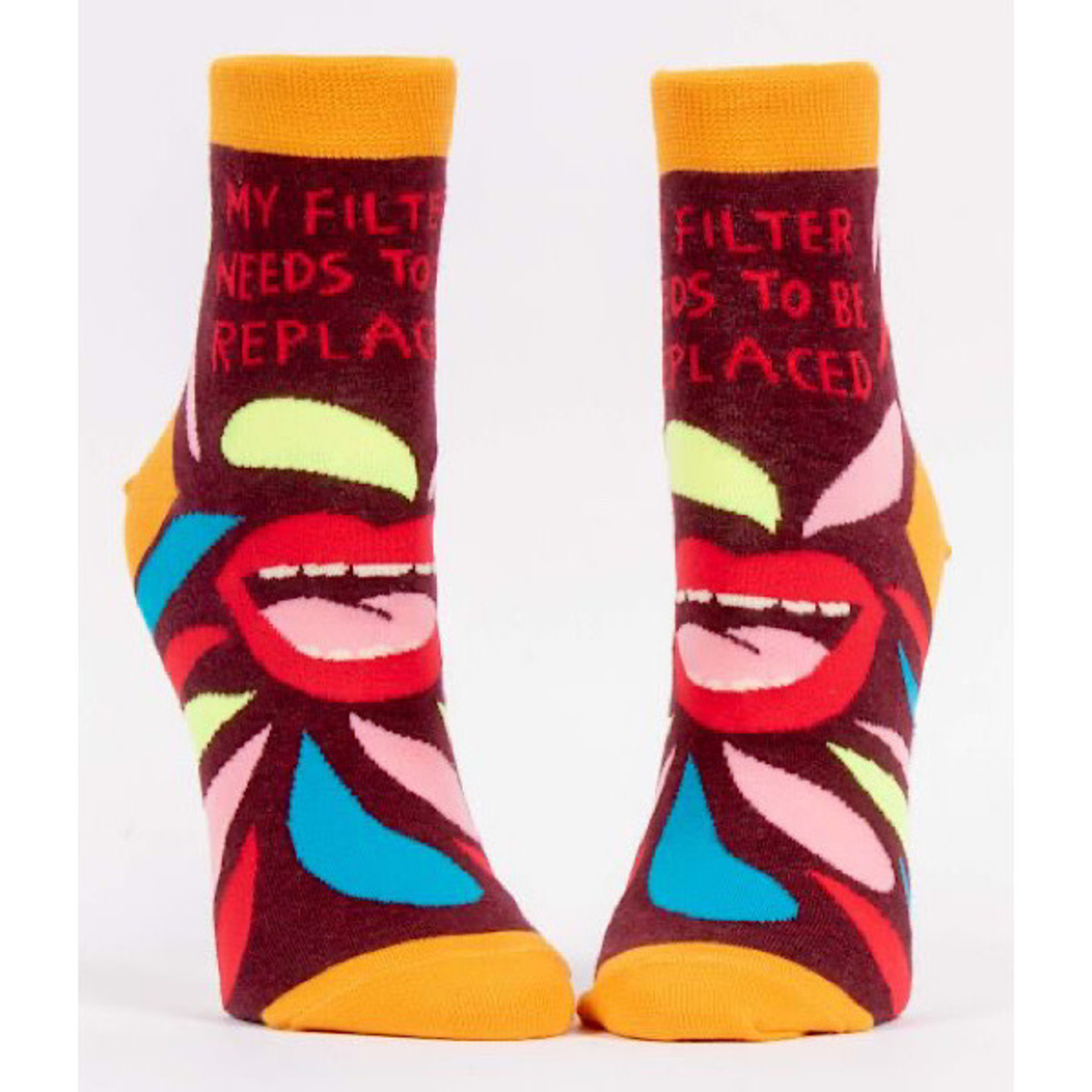 Socks (Womens) (Ankle) - My Filter Needs To Be Replaced