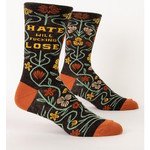 Socks (Mens) - Hate Will Fucking Lose