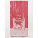 Dish Towel - Made From Scratch (Cat)